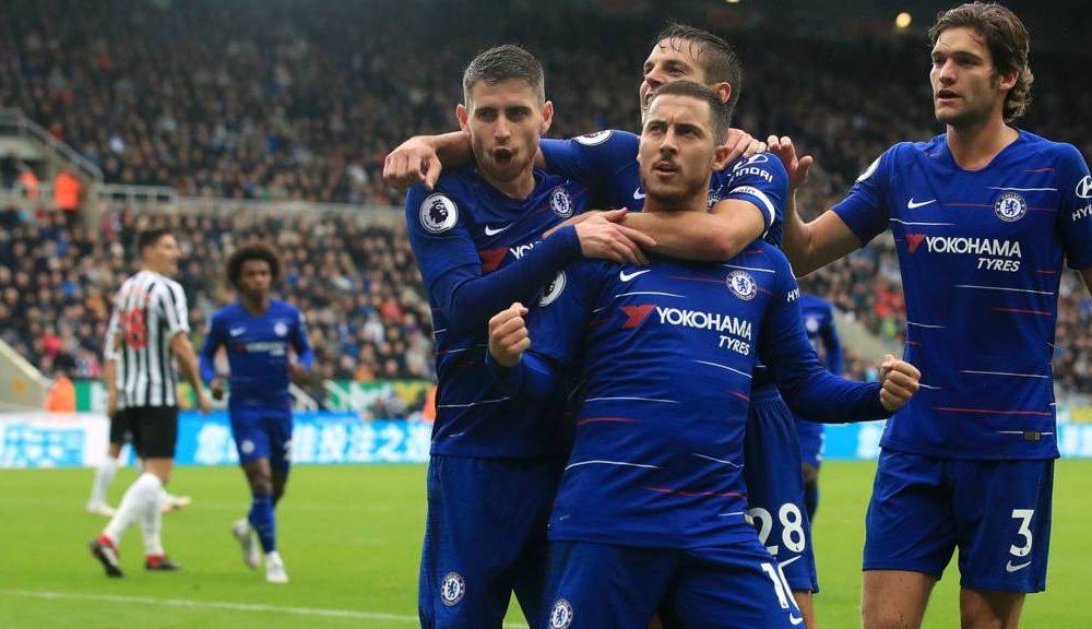 Newcastle Vs Chelsea Match Report Premeir League 2018 19