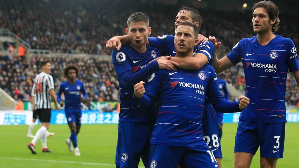 Newcastle Vs Chelsea Match Report Premeir League