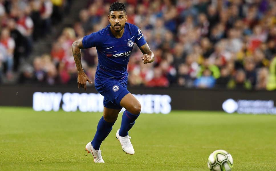 Emerson Will Be Out For Atleast Four Weeks, Confirms