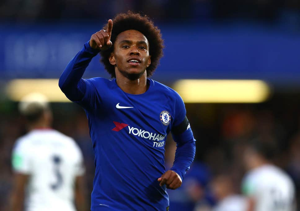 Willian Insists Chelsea Can Still Win Titles