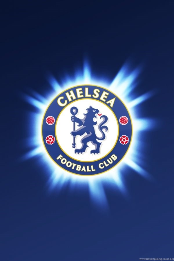Chelsea Fc Hd Logo Wallpapers For Iphone And Android Mobiles Chelsea Core