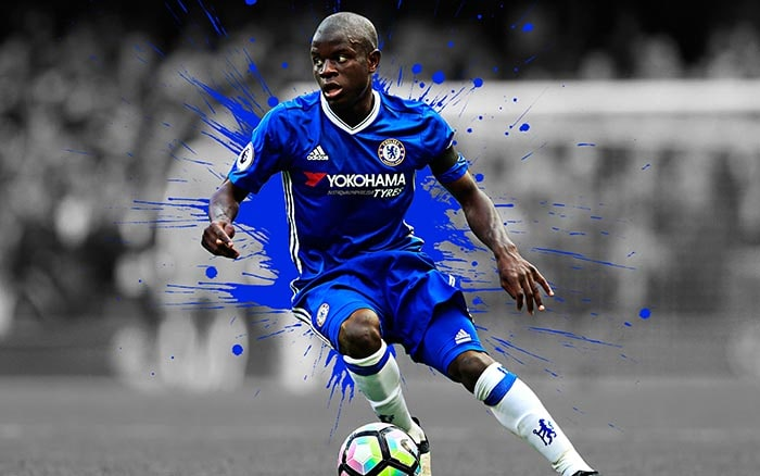 N'Golo Kante HD Desktop Wallpapers At Chelsea FC