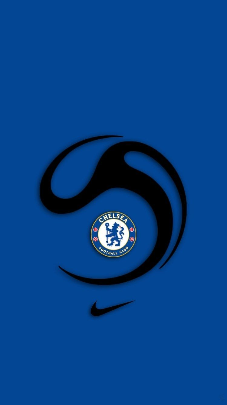 Chelsea FC HD Logo Wallpapers for iPhone and Android ...