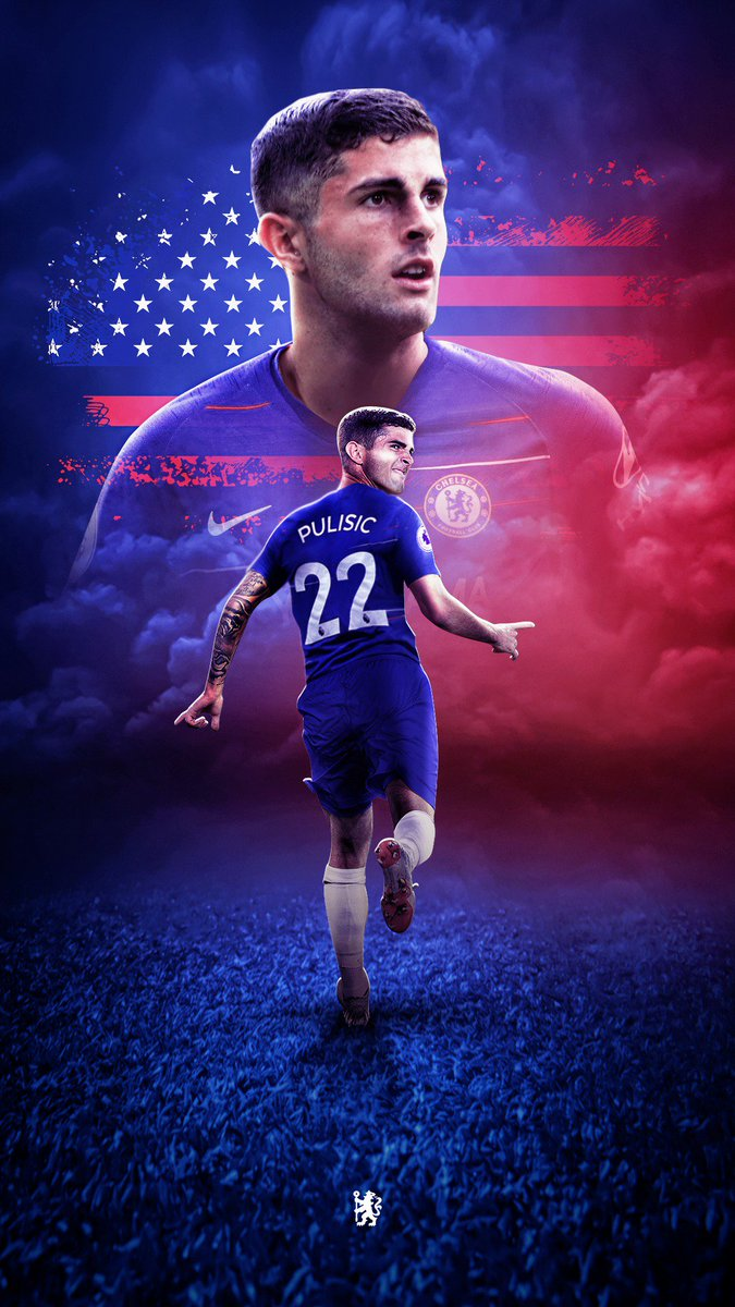 Christian Pulisic HD Mobile Wallpapers At Chelsea FC