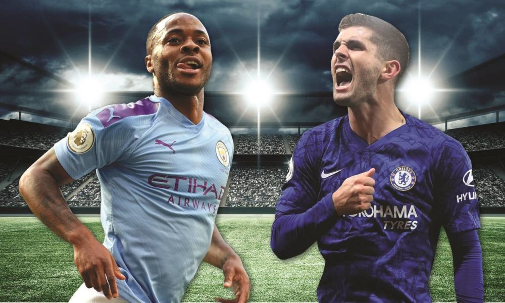 Man City vs Chelsea Predicted line Up and Preview : EPL 19 ...