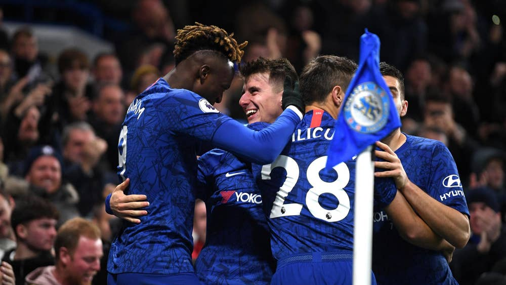 Chelsea vs Aston Villa: player ratings - Chelsea Core