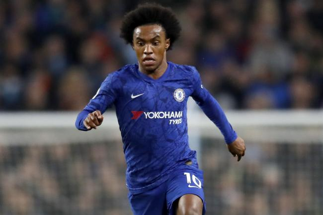 How Brazilian Playmaker Willian, At The Forefront Of