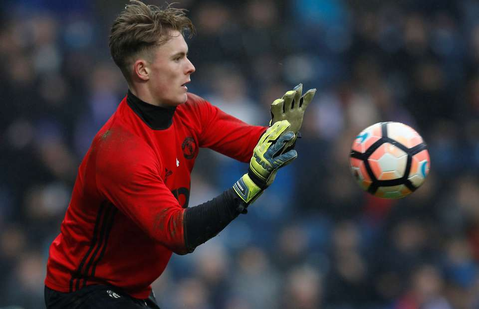 Manchester United Loanee Dean Henderson Targeted By
