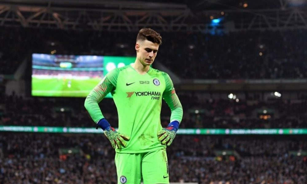 Kepa's Future At Chelsea FC Looks All But Certain To Be