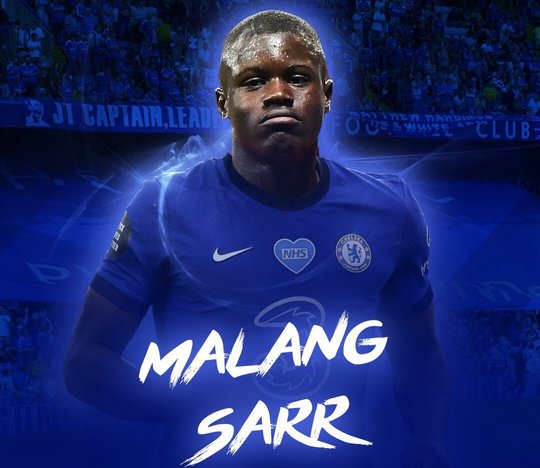 Chelsea Set To Loan Out 21 Year Old Defender Malang Sarr Chelsea Core