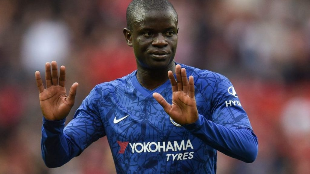 Lampard Ends All Rumors Surrounding Kante By Saying He's