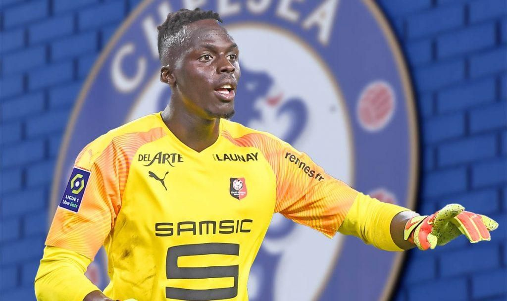 Chelsea One Step Away To Secure Edouard Mendy Transfer Deal