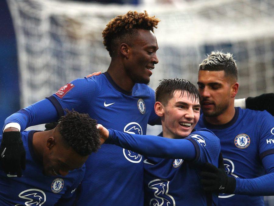 Chelsea 3-1 Luton Town Match Report- Abraham bags Hattrick ...